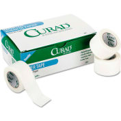 """Curad® Paper Adhesive Tape, 2"""" x 10 yds, White, 6/Pack"""