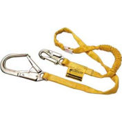Manyard Shock-Absorbing Lanyards, MILLER BY SPERIAN 219WRS/6FTYL