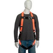 Titan Full-Body Harnesses, MILLER BY SPERIAN T4000/UAK
