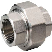 "Ss 316 Barstock Union 2-1/2"" Npt Female - Pkg Qty 25"