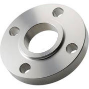 """304 Stainless Steel Class 150 Lap Joint Flange 2-1/2"""" Female - Pkg Qty 2"""