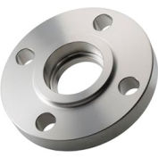 "304 Stainless Steel Class 150 Socket Weld Flange 3"" Female - Pkg Qty 2"