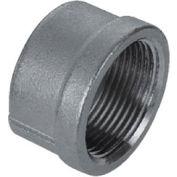 "Iso Ss 304 Cast Pipe Fitting Cap 1/8"" Npt Female - Pkg Qty 125"