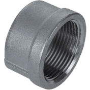 "Iso Ss 316 Cast Pipe Fitting Cap 1/8"" Npt Female - Pkg Qty 100"