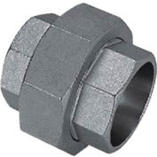 """MSS SS 304 Cast Pipe Fitting Union 4"""" Socket Weld Female"""