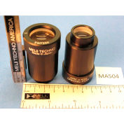 Meiji Techno MA504 Super Wide Field 20X Eyepieces (Paired), Field No. 11.5