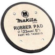 "Makita Rubber Pad, 743031-3, 5"", BO4530"