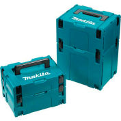 "Makita® 197212-5 Interlocking Case, Large, 8"" x 15"" x 11"""