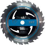 """Makita Framing Blade, A-94839-10, 7-1/4"""" 24T, 10/Pk"""