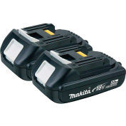 Makita® BL1820B-2 18V Li-Ion LXT Battery 2Ah Compact 2Pk