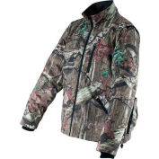 Makita® DCJ201ZXL 18V LXT Lithium-Ion Mossy Oak Heated Jacket (Jacket Only). camo, XL