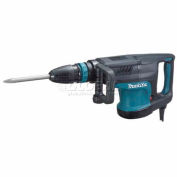 Makita Demolition Hammer, HM1203C, 20 Lb., SDS-MAX, Var. Speed, Case