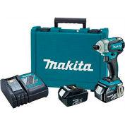 Makita® LXDT06 18V LXT® Cordless Brushless Quick-Shift 3-Speed Impact Driver Kit