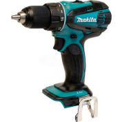 """Makita Cordless Driver-Drill (Tool Only), XFD10Z, 18V LXT Lithium-Ion, 1/2"""", 2-Speed"""