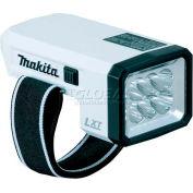 Makita Compact L.E.D. Flashlight, LXLM01W, 18V Lithium-Ion