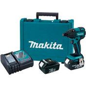 Makita® XDT08 18V LXT® Lithium-Ion Brushless Cordless Impact Driver Kit