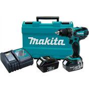 """Makita® XFD01 18V LXT 1/2"""" Driver-Drill Kit"""