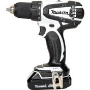 "Makita® XFD01CW 18V Compact Lithium-Ion Cordless 1/2"" Driver-Drill Kit"