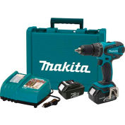 "Makita® XPH01A 18V LXT® Lithium-Ion Cordless 1/2"" Hammer Driver-Drill Kit"