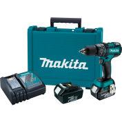 "Makita® XPH06 18V LXT® Lithium-Ion Brushless Cordless 1/2"" Hammer Drill Kit"