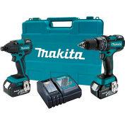 Makita® XT248 18V LXT® Lithium-Ion Brushless Cordless 2-PC Combo Kit