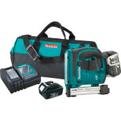 "Makita® XTS01T 18V LXT® Lithium-Ion Cordless 3/8"" Crown Stapler Kit"