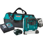 "Makita® XTS01T 18V LXT® Lithium-Ion Cordless 3/8"" Crown Stapler Kit"