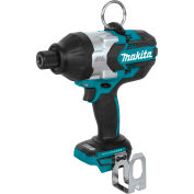 "Makita® Cordless High-Torque 7/16"" Hex Utility Impact Wrench, 18V LXT® Li-Ion, Brushless"