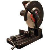 "14"" Metal Cutting Saw - Dry-Cut - 120V/60Hz/15A - 1"" Arbor - M.K. Morse Metal Devil® CSM14MB"