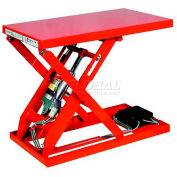 "HAMACO All-Electric Lift Table ML-100-47V - 28.3"" x 15.7"" - 220 Lb. Cap. - SPM Motor"