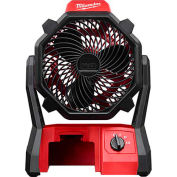 Milwaukee® 0886-20 M18™ Jobsite Fan - Bare Tool Only