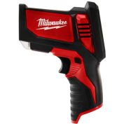 Milwaukee® 2276-20NST M12™ Laser TEMP-GUN™ Li-Ion Thermometer NIST (Bare Tool Only)