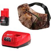 Milwaukee® 2321-21 M12™ Cordless Realtree Xtra® Heated Hand Warmer Kit