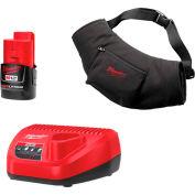 Milwaukee® 2322-21 M12™ Cordless Black Heated Hander Warmer Kit