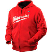 Milwaukee® 2370-L M12™ Cordless Red Heated Hoodie Only - L
