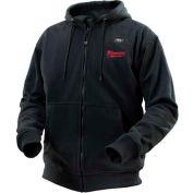 Milwaukee® 2380-3X M12™ Cordless Black Heated Hoodie Only - 3X