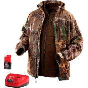 Milwaukee® 2387-XL M12™ Cordless Realtree Xtra® Camo 3-in-1  Heated Jacket Kit - XL