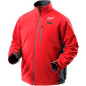 Milwaukee® 2390-L M12™ Cordless Red Heated Jacket Only - L