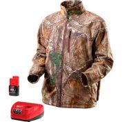 Milwaukee® 2393-3X M12™ Cordless Realtree Xtra® Camo Heated Jacket Kit - 3X
