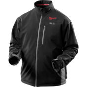 Milwaukee® 2394-XL M12™ Cordless Black Heated Jacket Only - XL