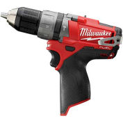 "Milwaukee® 2404-20 M12 FUEL™ 1/2"" Hammer Drill/Driver (Bare Tool Only)"