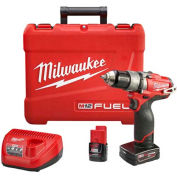 "Milwaukee® 2404-22 M12 FUEL™ 1/2"" Hammer Drill/Driver Kit"