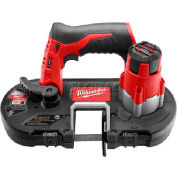 Milwaukee® 2429-21XC M12™ Cordless Sub-Compact Band Saw Kit