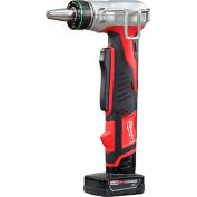 Milwaukee® 2432-22XC M12™ Propex Expansion Tool Kit W/2 Xc Bat