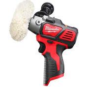 Milwaukee® 2438-20 M12™ Variable Speed Polisher/Sander - Bare Tool