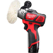 Milwaukee® 2438-22 M12™ Variable Speed Polisher/Sander - Cp/Cp Kit