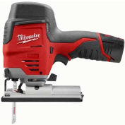 Milwaukee® 2445-21 M12™ Cordless High Performance Jig Saw Kit