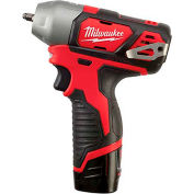 Milwaukee® 2461-22 M12™ 1/4 Impact Wrench - Kit