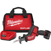 Milwaukee® 2520-21XC M12 FUEL™ HACKZALL® Reciprocating Saw Kit