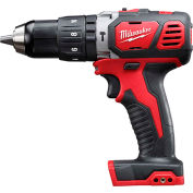 "Milwaukee 2607-20 M18 Compact 1/2"" Hammer Drill/Driver (Bare Tool Only)"
